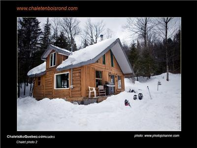 chalet a louer bois rond lanaudiere