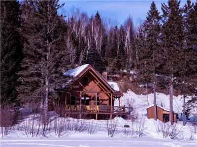 Chalet le Coyote