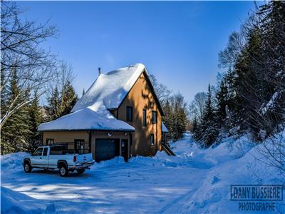 Beautiful New Chalet in the Wilderness, 5 min from National Park