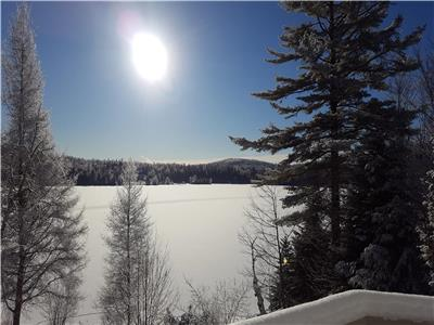 Lakeside Canadian Lake & Ski Cottage MINIMUM 1 WEEK RENTAL DUE TO COVID-19 One family at a time.
