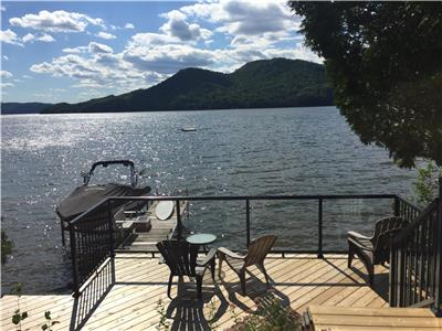 Chalet Lac Massawippi