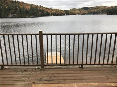Welcome to L & A Chalet -  Lac St. Pierre in Val Des Monts - 35 minutes from Downtown Ottawa
