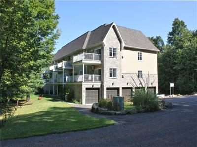 SPECIAL OFFER - Bromont - Superb Condo in the middle of the nature, direct access to the Moutain !