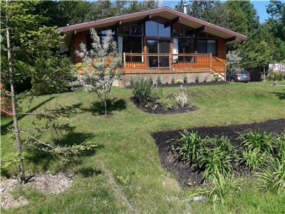 Brome Lake, Chalet 20 Rond Wood