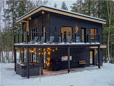 Mont Owl's Head, Pur Nature, chalet & spa