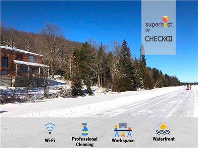 Chalet Beaulac | Pure Plaisir | Par Space CHECKiN