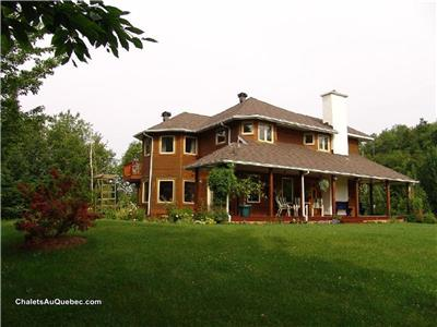 Peace and Luxury in Saint Sauveur